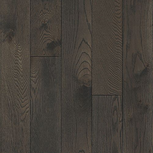 Oak Shadowy Gray 3/4-inch T x 5-inch W x Varying Length Solid Hardwood Flooring (23.5 sq.ft./case)