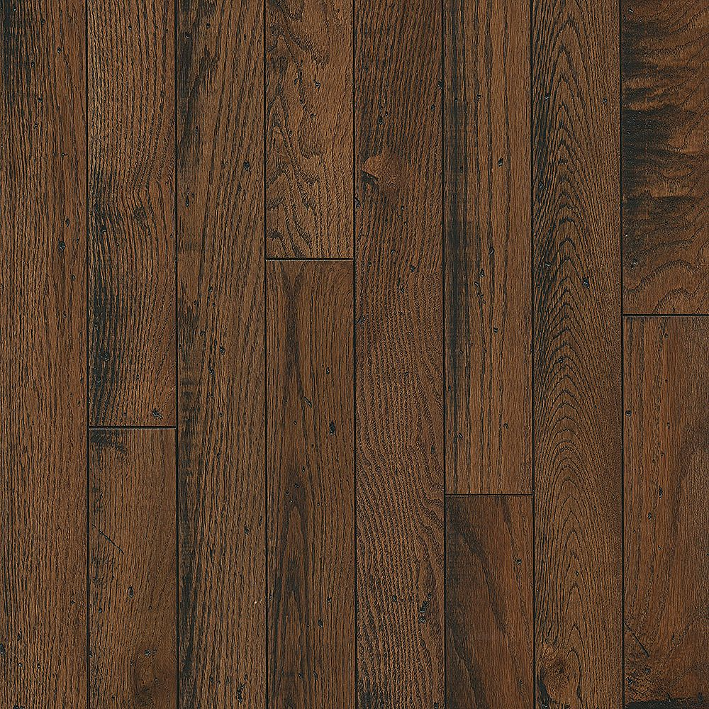 Bruce Oak Sleeping Bear 3/4-inch T x 3-1/4-inch W x Varying L Solid Hardwood Flooring (22 sq.ft./case)