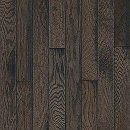 Oak Rustic Tone Gray 3/4-inch T x 3-1/4-inch W x Varying L Solid Hardwood Flooring (22 sq.ft./case)