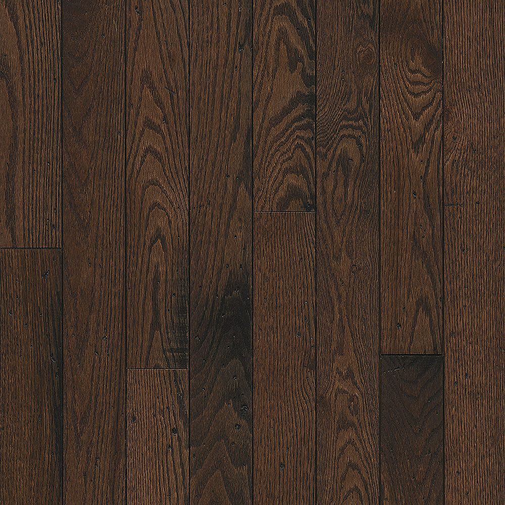 Bruce Oak Deer Run 3/4-inch T x 3-1/4-inch W x Varying L Solid Hardwood Flooring (22 sq.ft./ case)