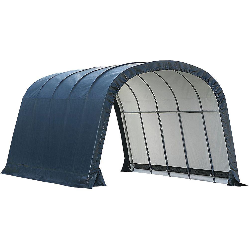 ShelterLogic Run-In Shed-in-a-Box 12 x 20 x 8 ft.