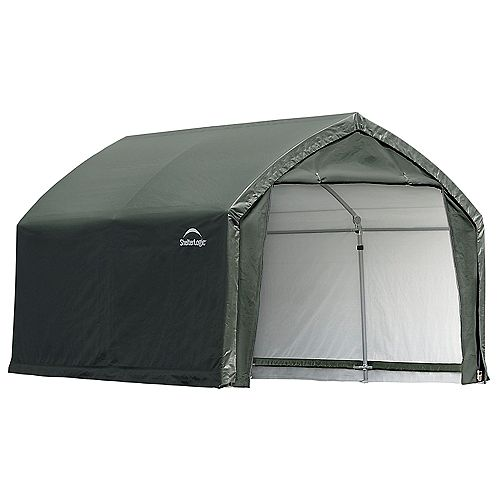AccelaFrame HD 12 x 10 ft. Shelter Green
