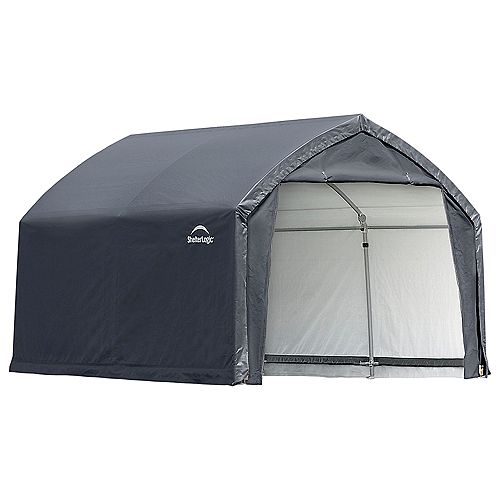 AccelaFrame HD 12 x 10 ft. Shelter Gray
