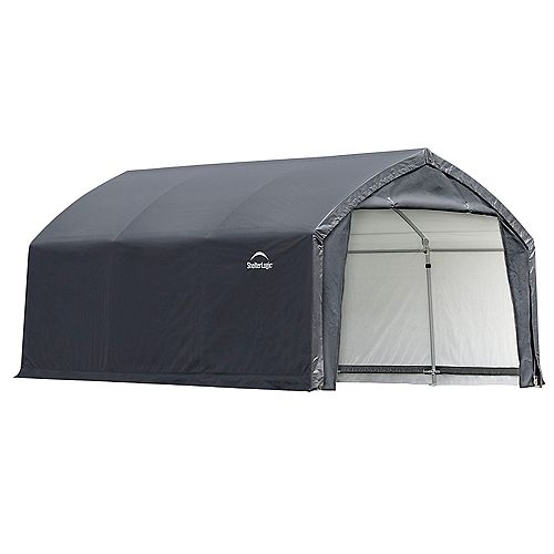 AccelaFrame HD 12 x 15 ft. Shelter Gray