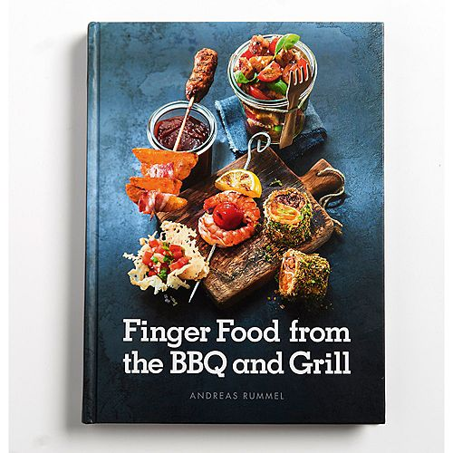 Finger Food From The BBQ and Grill by Andreas Rummel