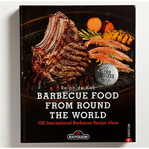 Barbecue Food From Around The World by Ralph de Kok