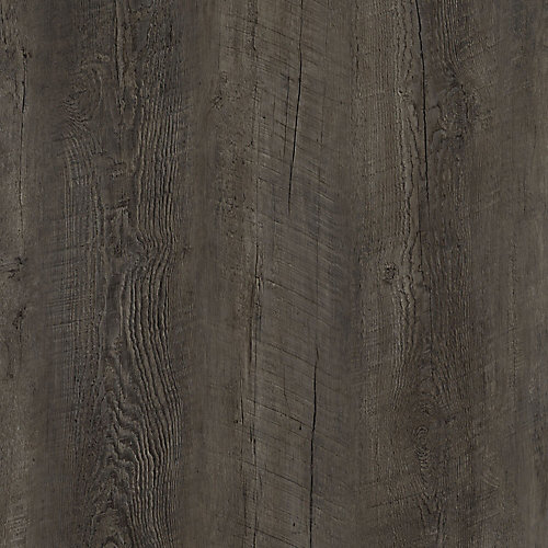 Dark Oak 8.7-inch  x 59.4-inch  Luxury Vinyl Plank Flooring (21.45 sq. ft. / case)
