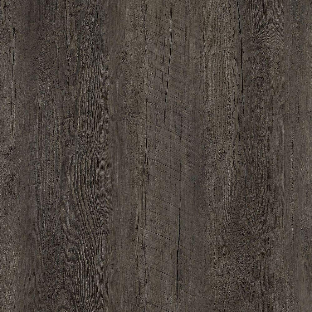 Lifeproof Dark Oak 8.7-inch  x 59.4-inch  Luxury Vinyl Plank Flooring (21.45 sq. ft. / case)