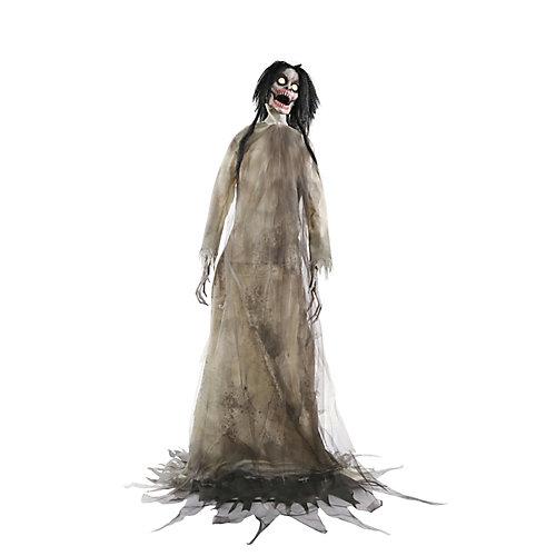 Femme du tertre tournante