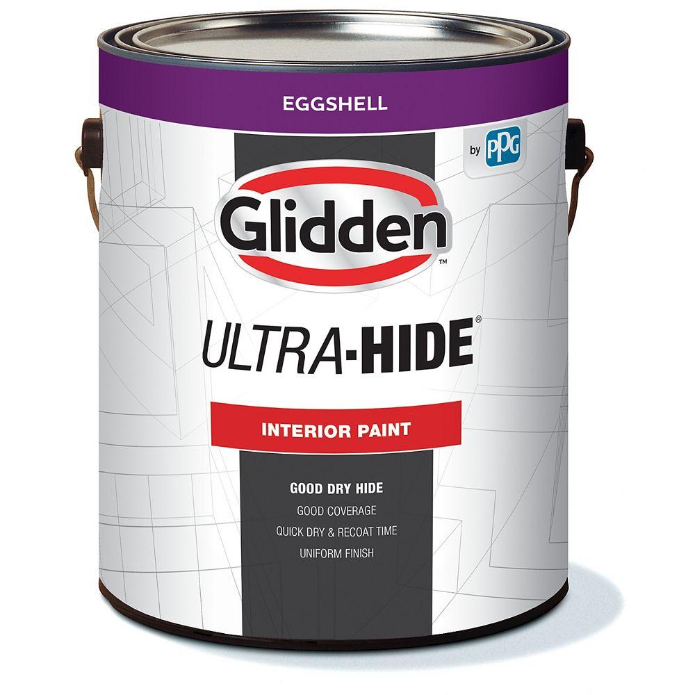Glidden Ultra-Hide Interior Eggshell - White 3.78 L