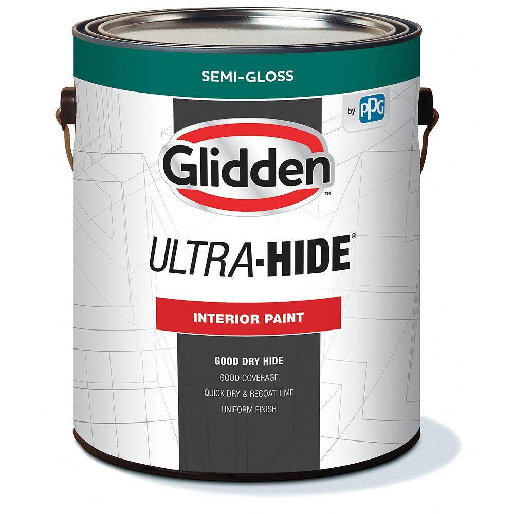 Glidden Ultra-Hide Interior Semi-Gloss - White Base 3.66 L