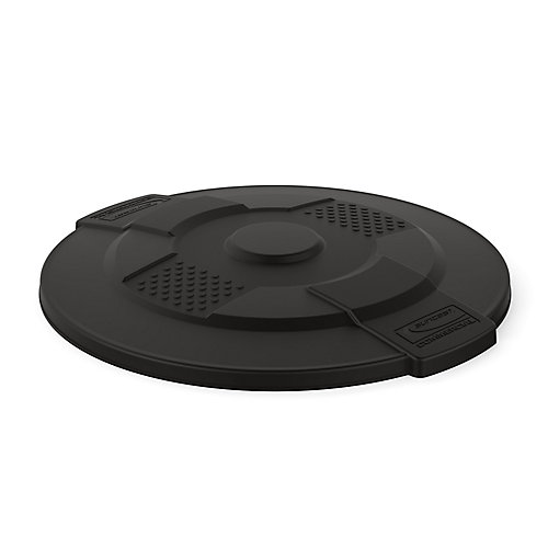 44 Gal. Commercial Utility Trash Can Lid