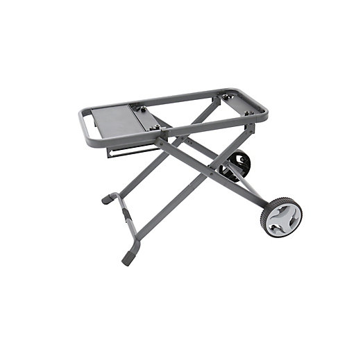 Chariot pliable pour barbecue avec roues, 24po