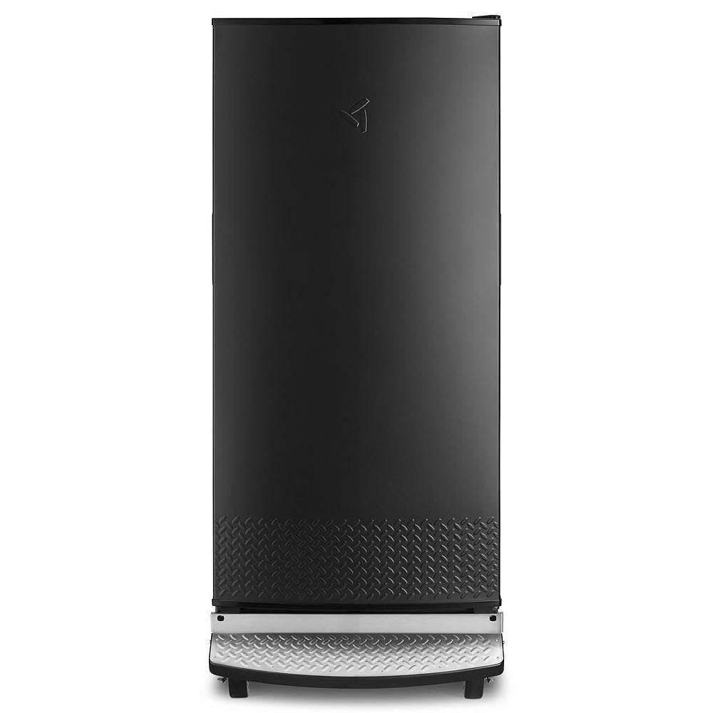 Gladiator 17.8 cu. ft. Rolling Freezerless Garage Refrigerator in Black