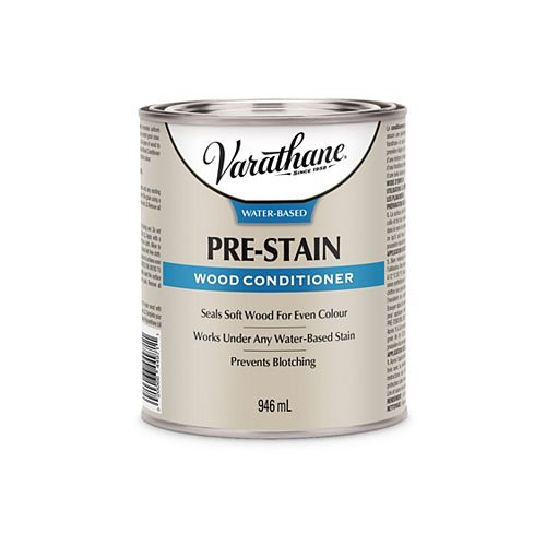 Water-Based Pre-Stain Wood Conditioner , 946 Ml