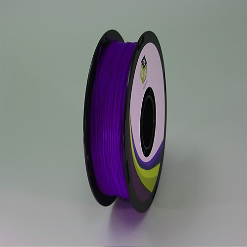 imprimante 3D PLA à incandescence-bleu violet