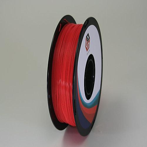 3D Printer PLA Filament Fluorescent Red