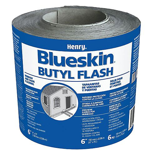 Henry Blueskin Butyl Flashing 6 inch