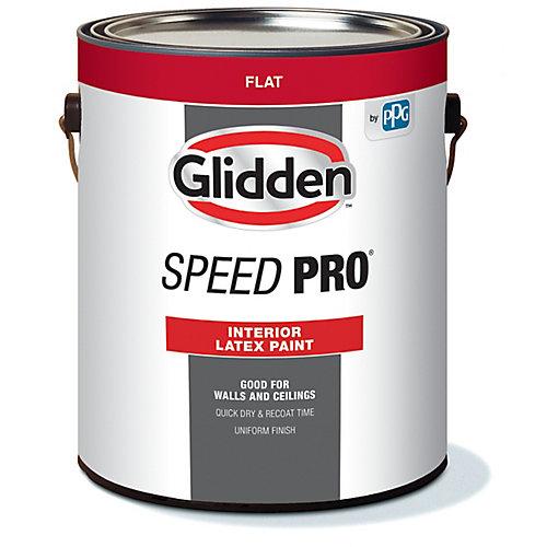 Speed Pro Interior Flat White 3.78 L