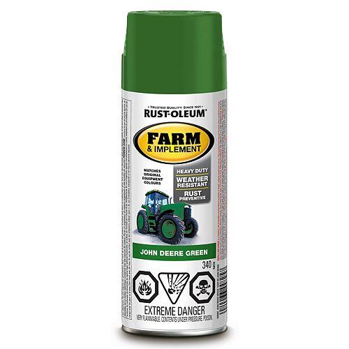 Rust-Oleum Specialty Peinture pour équipement agricole Spécialité Vert John Deere 340g