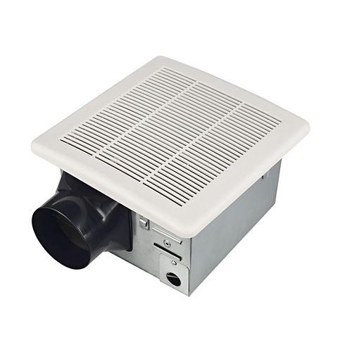 110 CFM Bath Fan with Humidity Sensing (HP)
