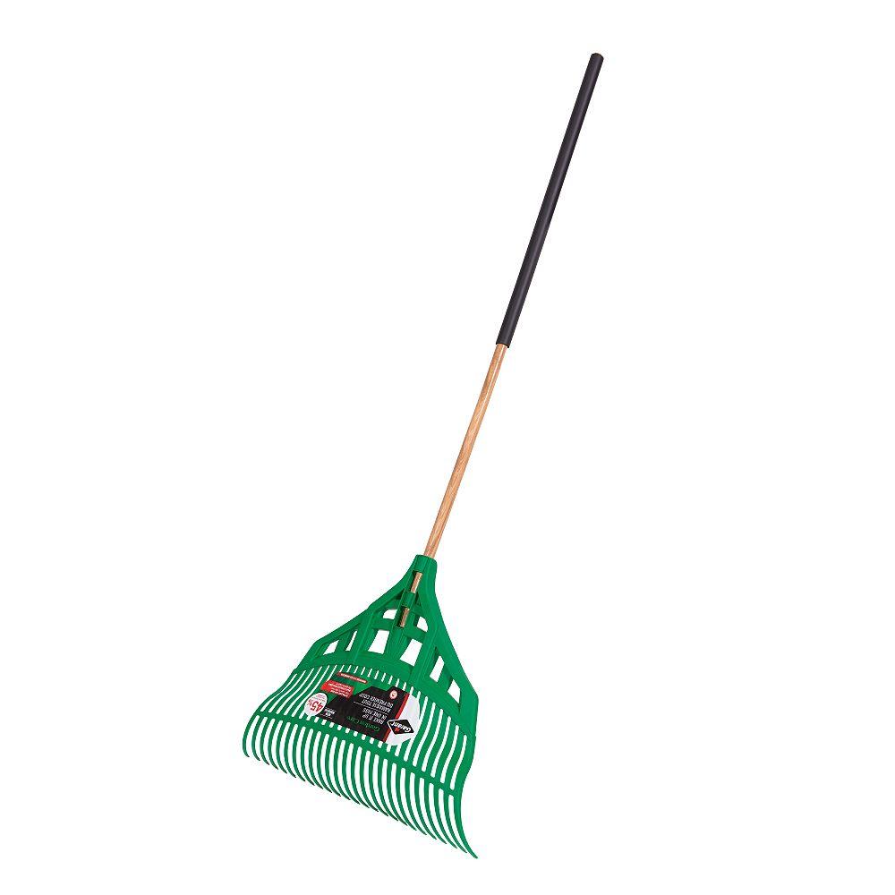 Garden Care Ultralight 24-inch Leaf Rake