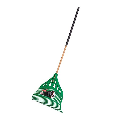 Ultralight 24-inch Leaf Rake