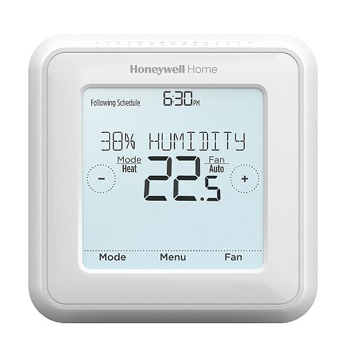 Universal 7-Day Programmable Digital Touchscreen Thermostat