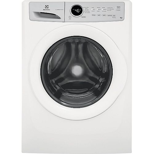 5.0 cu. ft. High Efficiency Front Load Washer in White, ENERGY STAR®