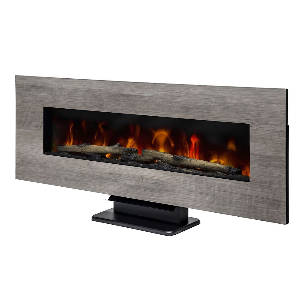 Muskoka 48-inch Reversible Wall Mount Electric Fireplace
