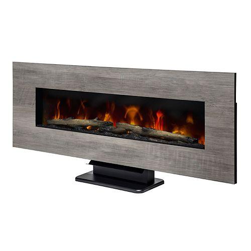 Muskoka 48-inch Reversible Wall Mount Electric Fireplace
