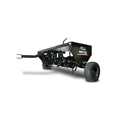 48-inch Spring Activated Core Aerator