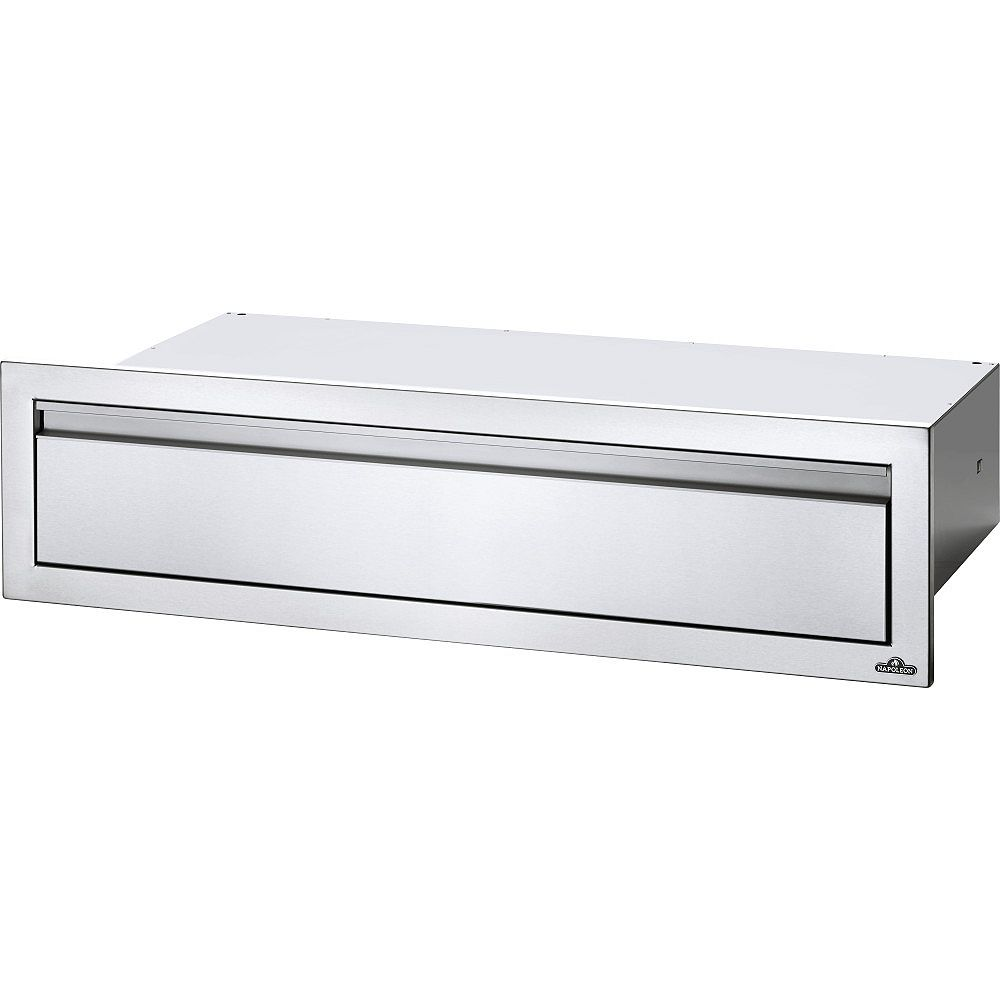 Napoleon 42 inch X 8 inch Extra Large Single Drawer