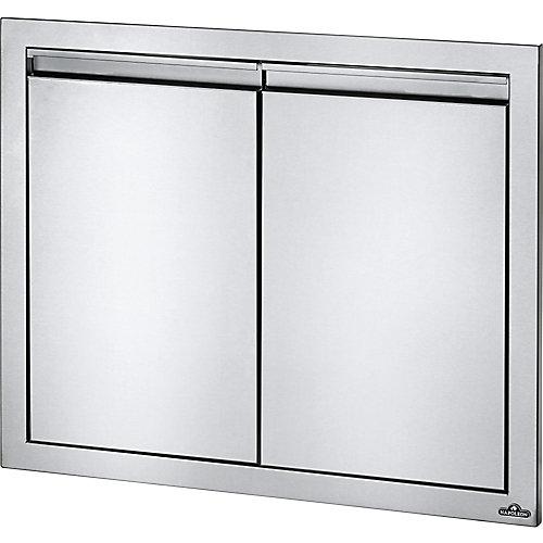30 inch X 24 inch Double Door