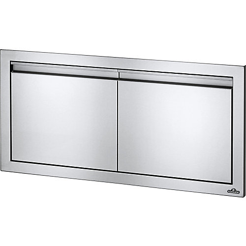 36 inch X 16 inch Small Double Door