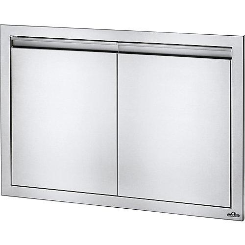 36 inch X 24 inch Large Double Door