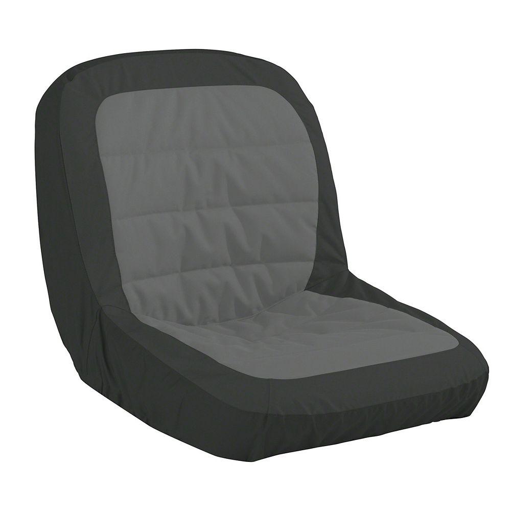 Classic Accessories Housse de siège moulante pour tracteur tondeuse - Petite