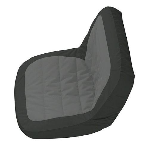 Housse de siège moulante pour tracteur tondeuse, Moyenne