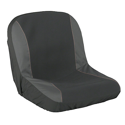 Neoprene Paneled Tractor Seat Cover, Medium