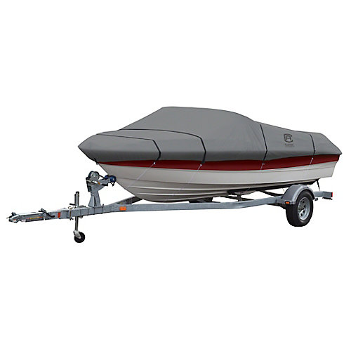 Lunex RS-1 Boat Cover, Fits Boats 20 ft. - 22 ft. L x 106 inch W