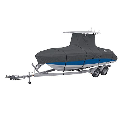 Housse StormPro pour bateau à toit rigide de 16 pi à 18.5 pi long x 98 po large