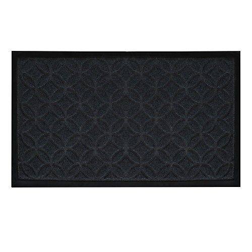 30-inch x 18-inch Linked Decorative Mat