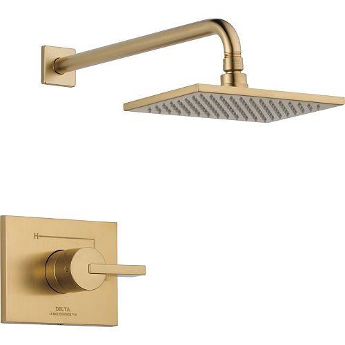 Vero Monitor 14 Series Shower Trim, Champagne Bronze (Valve Sold Separately)