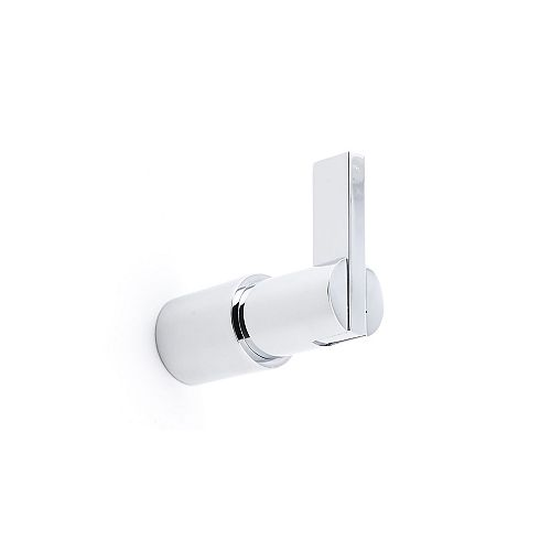 Nystrom Bayview Collection Decorative Bathroom Hook, Chrome