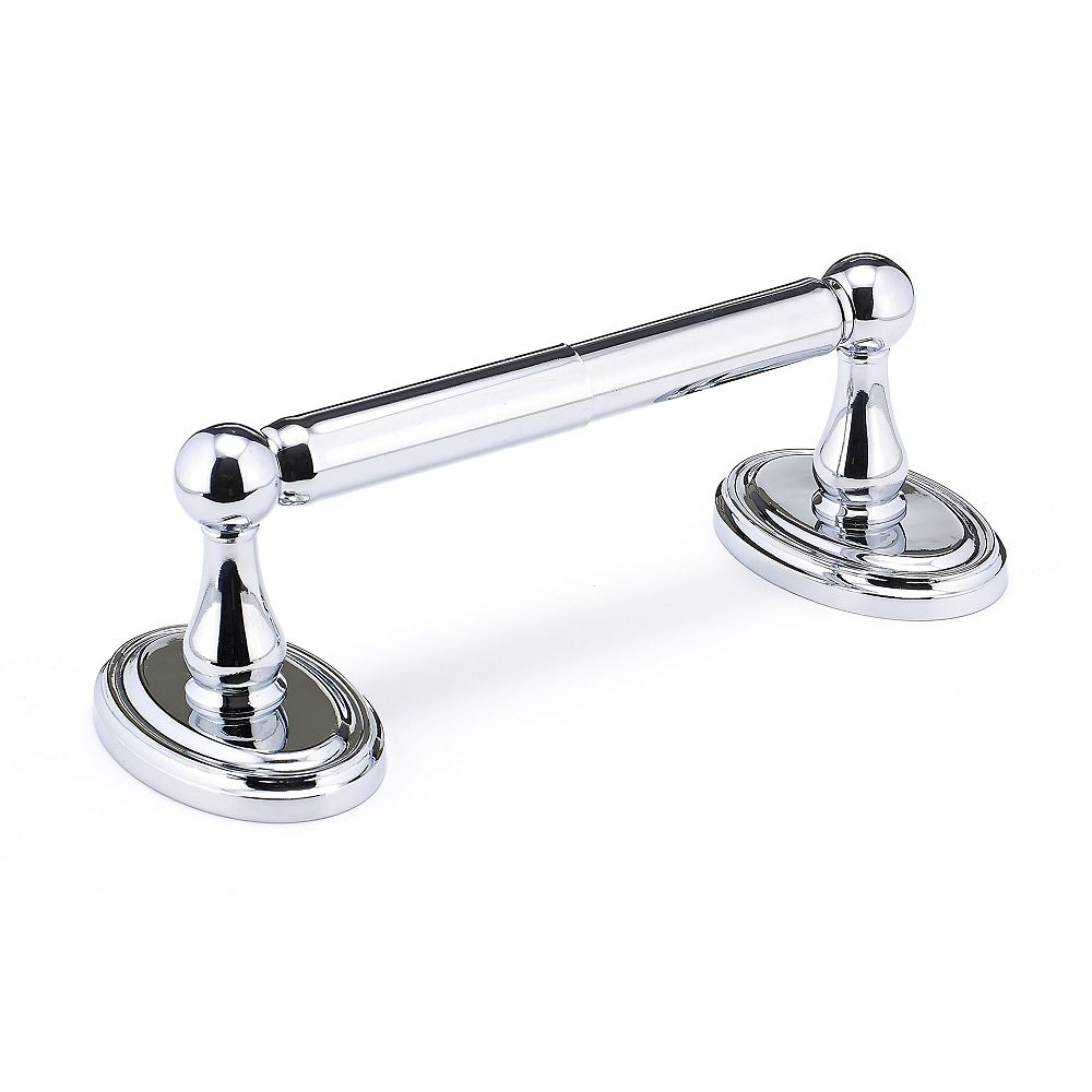 Nystrom Toilet Paper Holder Wyndham Collection Chrome The Home Depot Canada