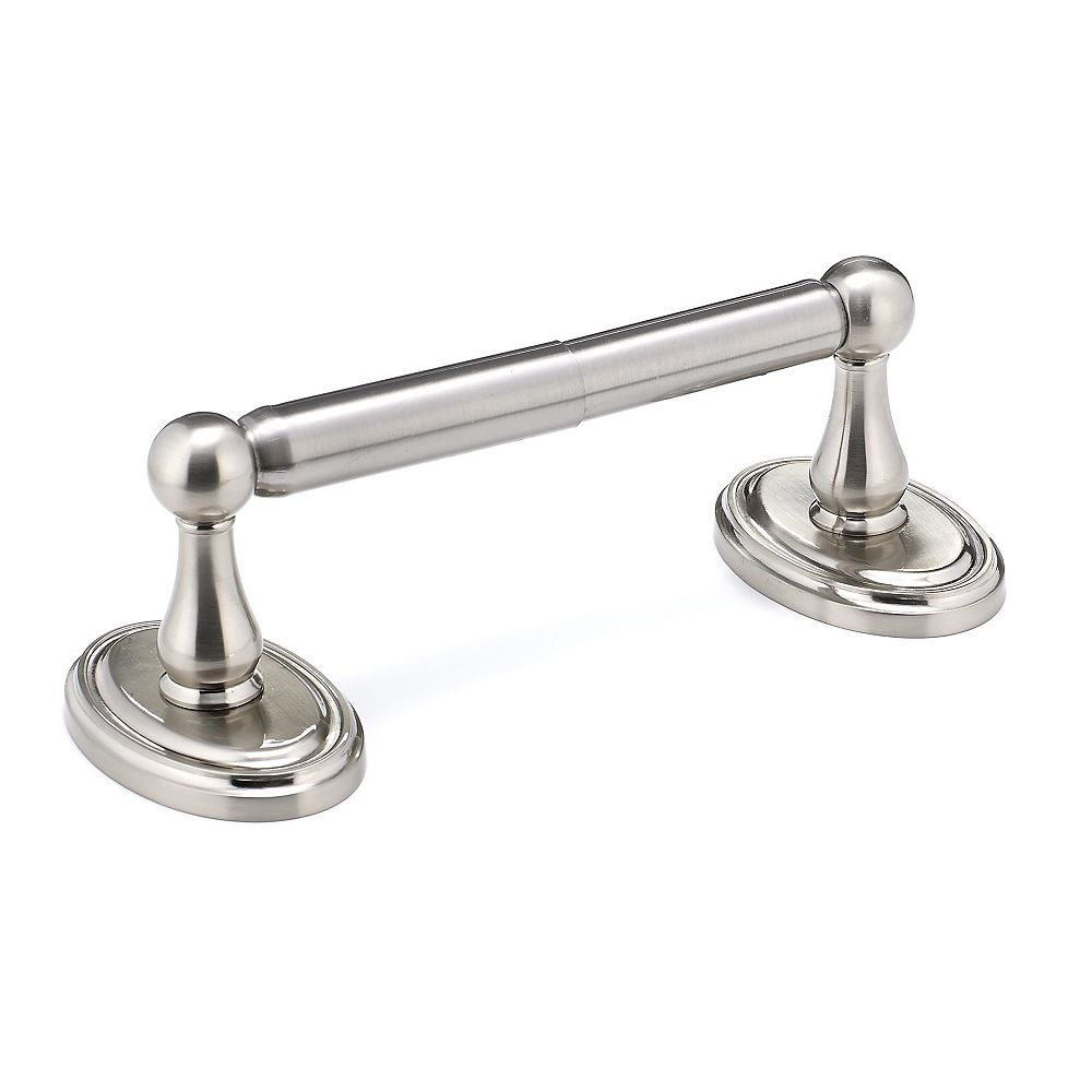 Nystrom Toilet Paper Holder Wyndham Collection Brushed Nickel The Home Depot Canada