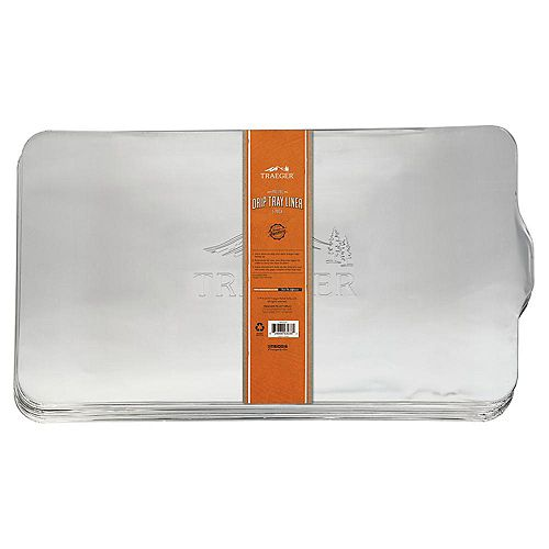Pro-780 5-Pack Multilingual Drip Tray Liner