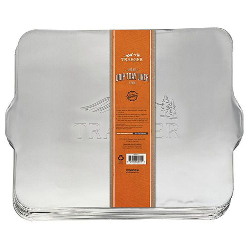 Pro-575 5-Pack Drip Tray Liner