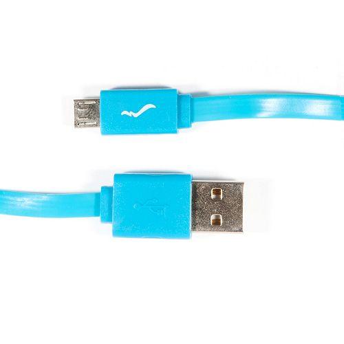Câble Micro USB 3.3 PI -Bleu