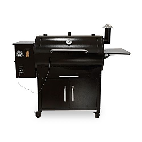 Traditions XL 1000 sq. inch Wood Pellet BBQ with Skirt & Cabinet